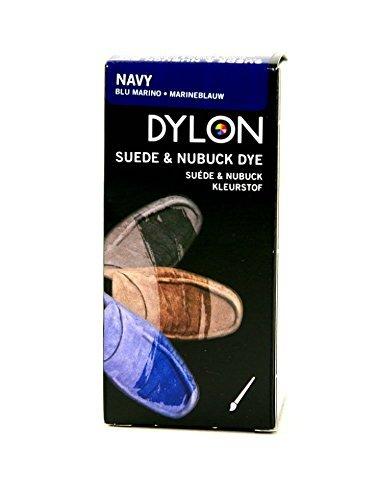 Dylon Suede & Nubuck Shoe Dye - Navy Blue DYL2062375