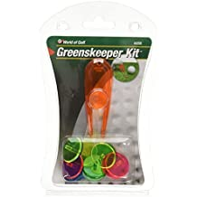 JEF WORLD OF GOLF Gifts and Gallery, Inc. Greenskeeper Kit (Multicolor)