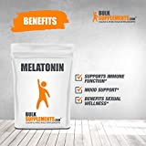BulkSupplements Melatonin Powder