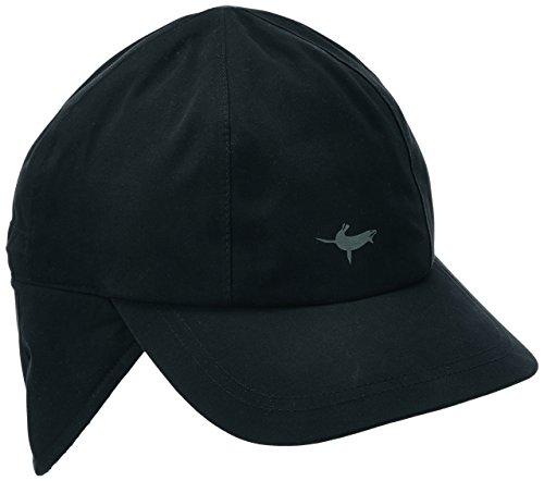 rmal Waterproof Flap Cap S Black ()