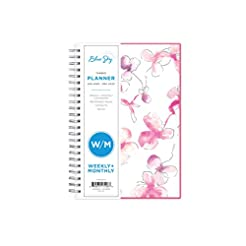 Blue Sky 2020 Weekly & Monthly Planner, ...