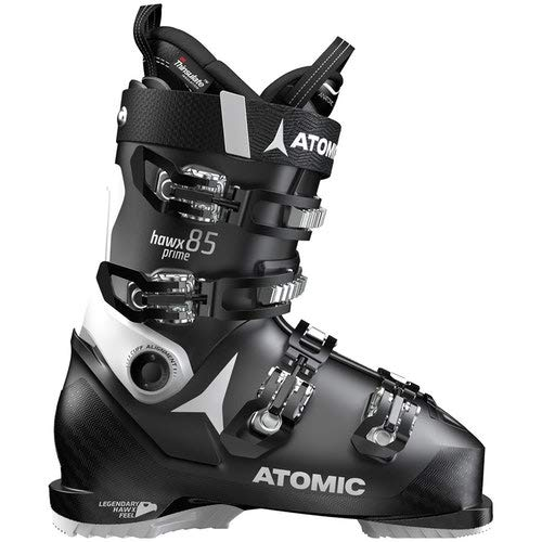 Atomic Women's Magna 85 Ski Boots 2020 White/Light Grey 25/25.5