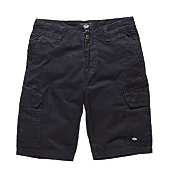 Dickies Men's 'New York' Shorts W30 Black