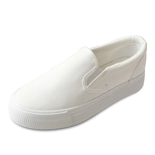 Verano y otoño pone un pie zapatos perezosos/Zapatos de lona A