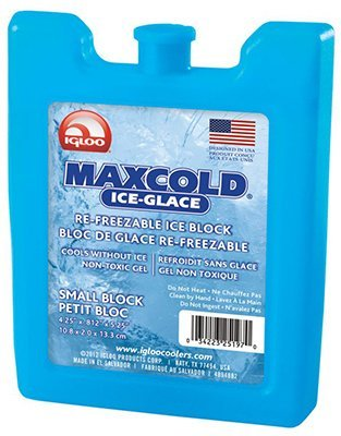Igloo Blue (Igloo Corporation 25197 Maxcold, Small Ice Block)