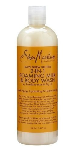SheaMoisture Shea Butter Foaming Milk