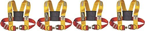 Sospenders Stearns Sailing Harness (Acc, Large) (4-(Pack)) by Sospenders
