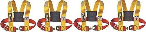 Sospenders Stearns Sailing Harness (Acc, Large) (4-(Pack))