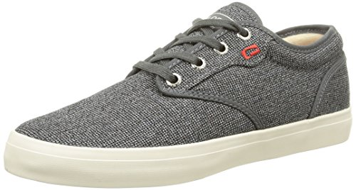 Globe Motley, Zapatillas de Skateboarding para Hombre gris - Gris (20110)