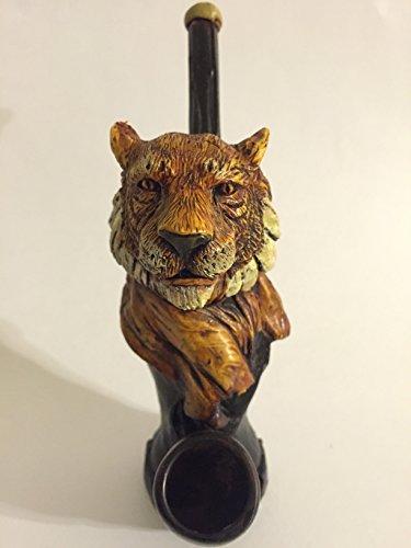 Handmade Tobacco Bengal Tiger Design