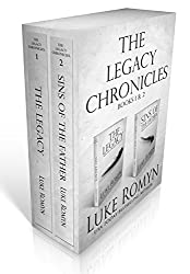 The Legacy Chronicles Bundle 1: The Legacy and Sins of the Father