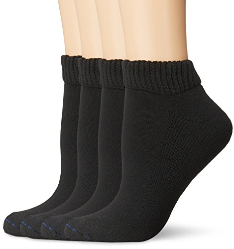 Dr. Scholl's Women's 2 Pack Diabetes and Low Cut Socks, B...