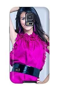 Hot Design Premium ArJoCZS10267QNokz Tpu Case Cover Galaxy S5 Protection Case(victoria Justice)