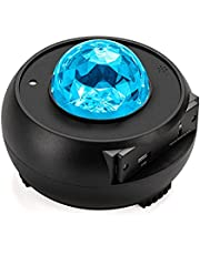 SXYLTNX Romantic Starry Sky Galaxy Projector Nightlight Child Blueteeth USB Music Player Star Night Light Colorful Projection Lamp Gifts