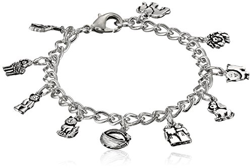 Bob Siemon Pewter Noah's Ark Children's Bracelet