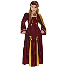 MEDIEVAL PRINCESS 140cm (dress headpiece with veil)