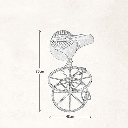 Tabourets Style Industriel - Bar vélo Chaise - Bar Thème Musique Pub Chaise de Bar