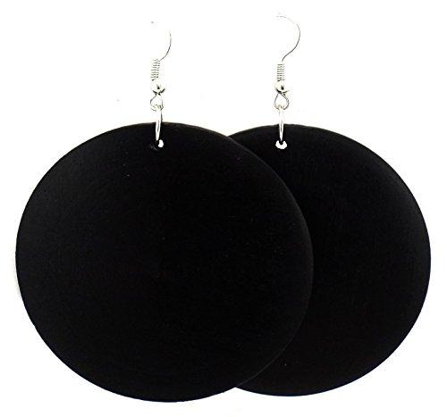 Black Geometric Ring - 8