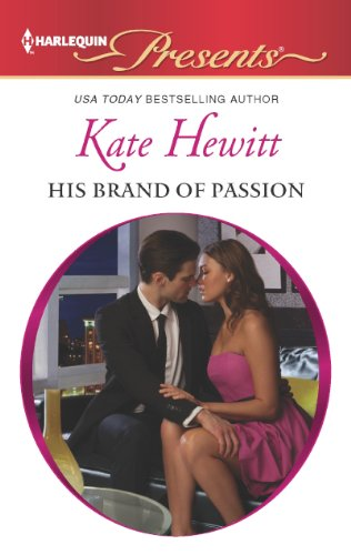 His Brand of Passion (The Bryants: Powerful & Proud)