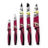 Sports Vault NFL Washington Redskins Kitchen Knives Review