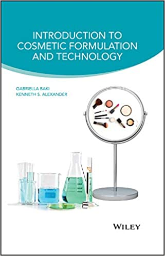 Introduction To Cosmetic Formulation And Technology 9781118763780 Medicine Health Science Books Amazon Com