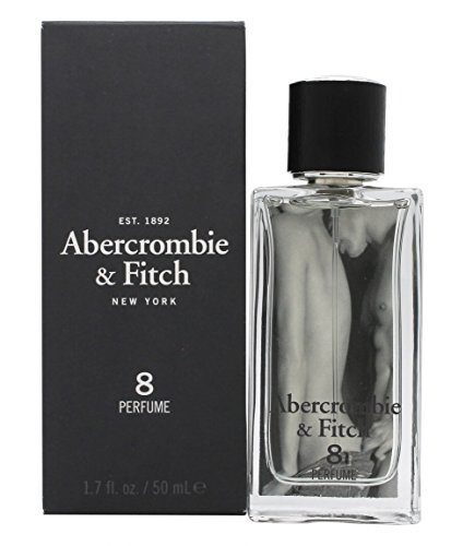 Abercrombie & Fitch 8 Perfume Eau De Parfum Spray -, used for sale  Delivered anywhere in USA