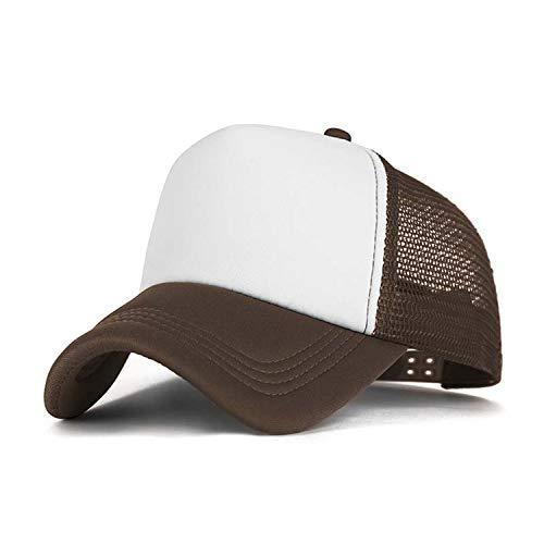 野球帽女性屋外野球帽通気性の男性の女性サマーメッシュキャップ野球帽キャップ,F1