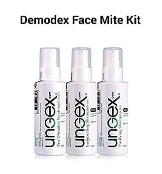 demodex Kit de ácaros, rostro humano la cara y cuerpo | esencial Kit A2: Amazon.es: Belleza