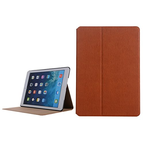 inShang 9.7 inch iPad (2017) Fundas soporte y carcasa para Apple 9.7 inch iPad (2017) ( , smart cover PU Funda ,art style brown