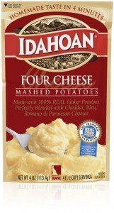 four cheese potato - 2