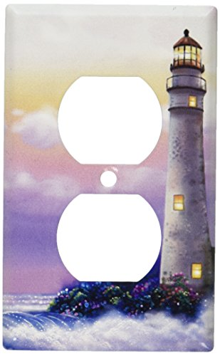 Art Plates - Lighthouse of Dreams Switch Plate - Outlet Cover ()