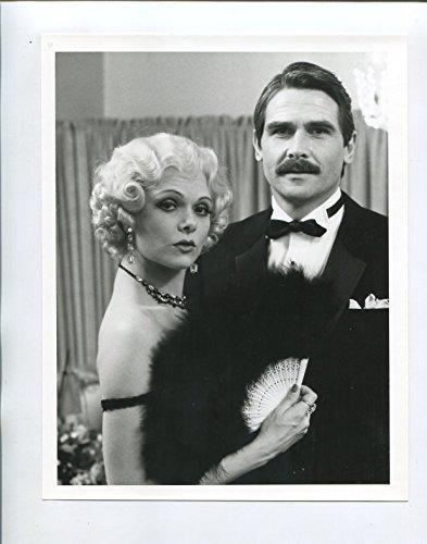 "MOVIE PHOTO: Mae West 7""x9"" Black & White Promotional Still James Brolin Ann Jillian FN"