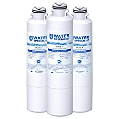 Waterspecialist WS627B-A Replacement Refrigerator Water Filter We are committed to water treatment research and we try our best to provide the best products in the water filter market.Filtered Substances: 99.6% of Lead99.99% of Cyst96.6% of B...