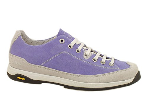 AKRON Multiplus Fashion Sole Suede Crocus EVA Violet Vibram Shoes 41 qwZxq7r4