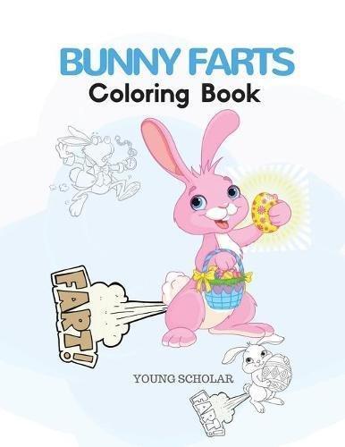 Bunny Farts Coloring Book by Ciparum LLC