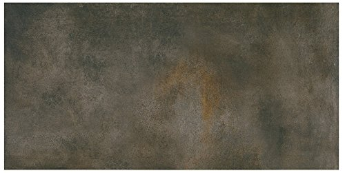 "Dal-Tile 12241PF-CC14 Cotto Contempo Tile, 12"" x 24"", Michigan Avenue"