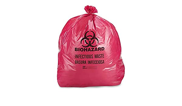 Bolsas médicas, rollos sin núcleo, bolsas de residuos ...