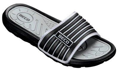 Beco Men pantoletten plata / gris