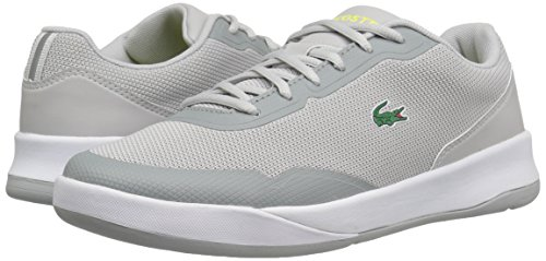 Lacoste Women's Light Spirit 117 1 Fashion Sneaker, Grey, 9 M US