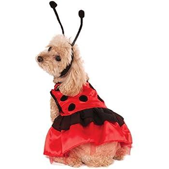 Rubieu0027s Pet Costume X-Small Ladybug Dress  sc 1 st  Amazon.com & Amazon.com : Casual Canine Ladybug Costumes for Dogs 8