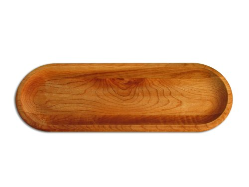 wood appetizer tray - 6