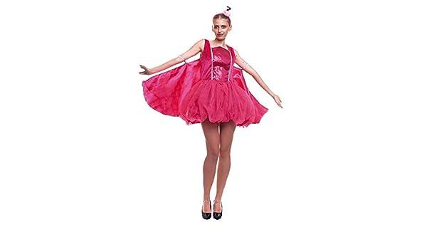 Disfraz Flamenco Rosa Pretty Mujer (Talla L) (+ Tallas) Carnaval ...