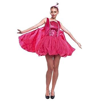 Disfraz Flamenco Rosa Pretty Mujer (Talla L) (+ Tallas ...