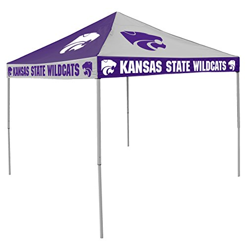 NCAA Kansas State Wildcats Checkerboard Tent by Logo Brands