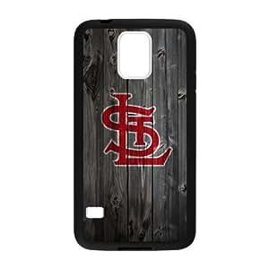 Fabulous Great Shield MLB Realtree Wood Samsung Galaxy S5 Logo Case Plastic and TPU