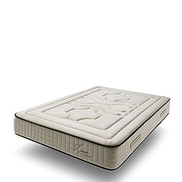 Dupen Luxor - colchón viscoelástico con viscogel 150x190 - camasymas: Amazon.es: Hogar