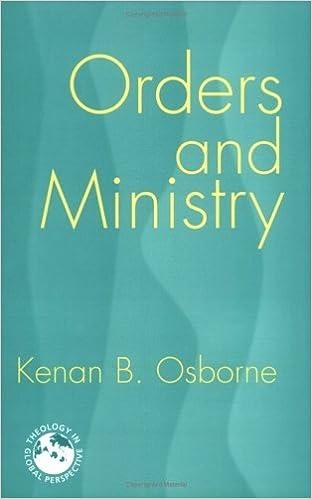 a theology of the church for the third millennium osborne kenan