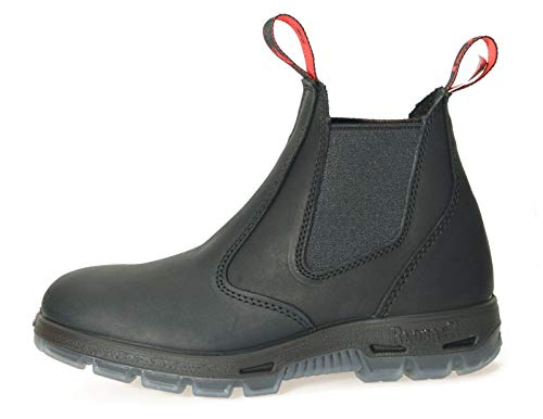 "RedBack Boots USBBK""Easy Escape"" Steel Toe - Black"