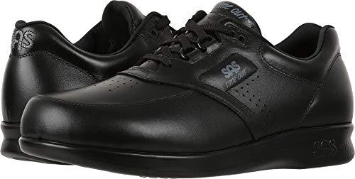 SAS Men's, Timeout Lace up Shoe Black 11.5 M
