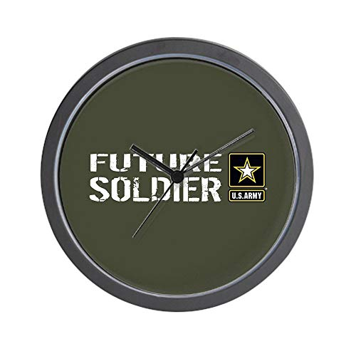 47BuyZHJX U.S. Army Future Soldier (Military Gre - Unique Decorative Large 10 inch Wall -